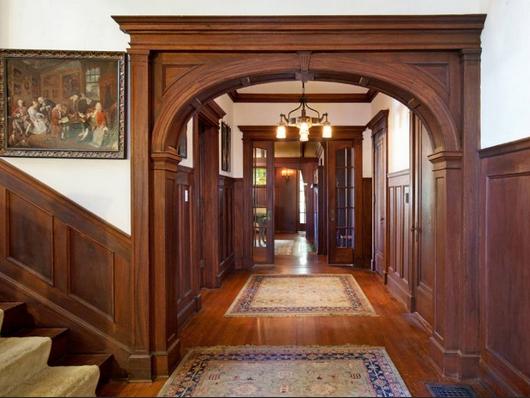 Plafonds De Chambres : Visite du manoir de la série american horror story le