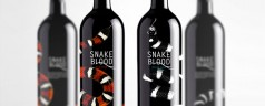 Le vin Snake Blood