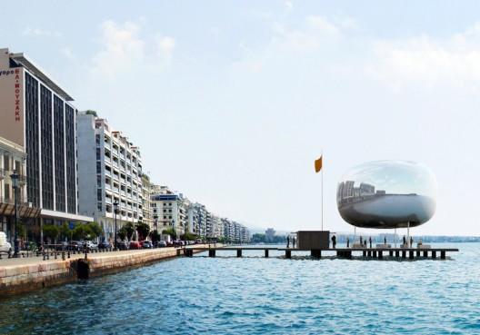 Thessalonique Piers by Giannikis SHOP