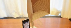 iVictrola – Le dock iPhone en bois
