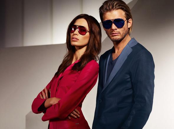 les lunettes de soleil porsche design aviateur 2012 le blog des tendances. Black Bedroom Furniture Sets. Home Design Ideas