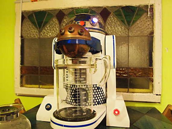 machine à café R2D2