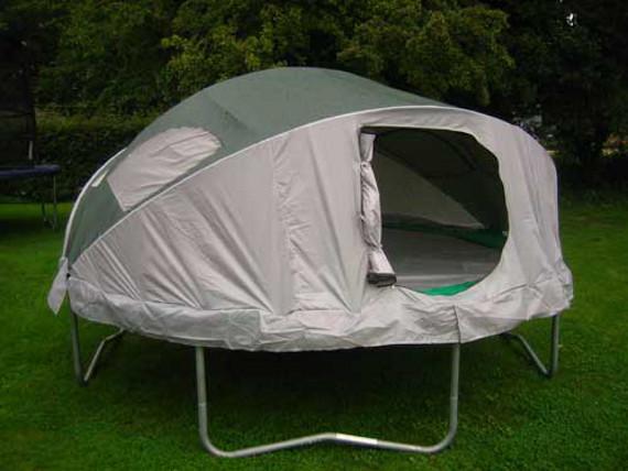 la tente trampoline le blog des tendances. Black Bedroom Furniture Sets. Home Design Ideas