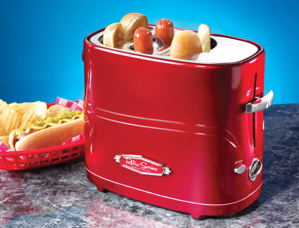Le Toaster à Hot Dog