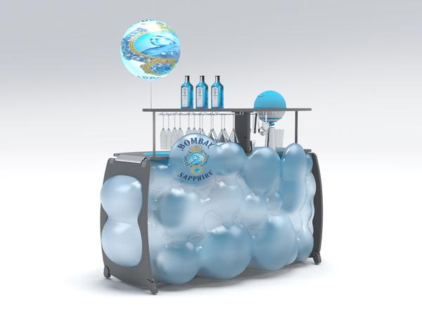 Le bar mobile Mobi