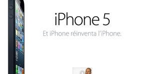 L'iPhone 5 disponible à 199 $