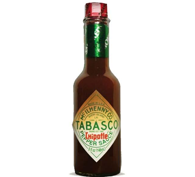 Le nouveau Tabasco : Framboise Chipotle