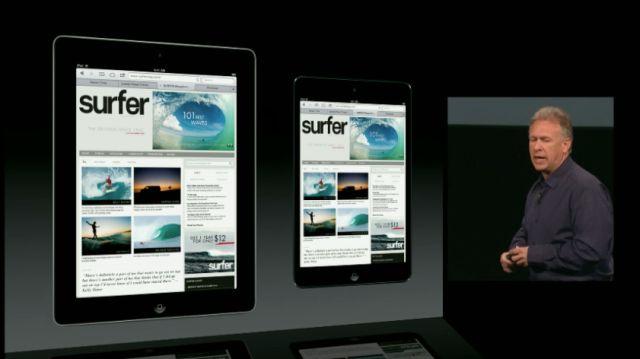 Keynote : iPad Mini, Mac Mini, nouvel iPad