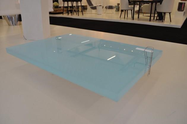 La table basse piscine by Design Freshwest