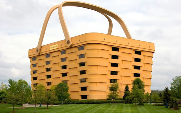 Longaberger-Basket-Office-Building