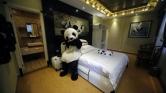 L'hotel Panda