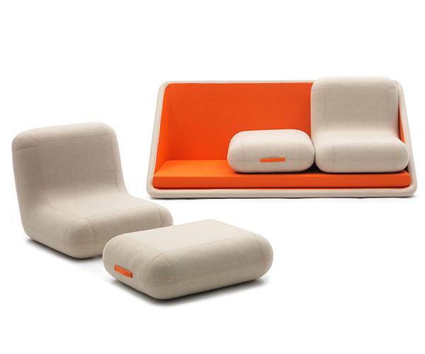 concentr de vie un canap modulaire le blog des tendances. Black Bedroom Furniture Sets. Home Design Ideas