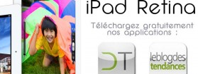 Gagnez le nouvel iPad avec Le Blog des Tendances et Deco Tendency