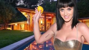 Visite de la maison de Katy Perry