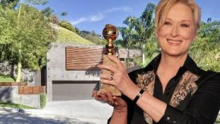 Visite de la maison de Meryl Streep