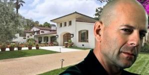 Visite de la maison de Bruce Willis
