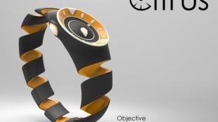 La montre Nike Citrus by Jacob Rynkiewicz