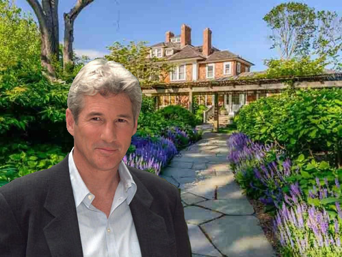 maison de Richard Gere