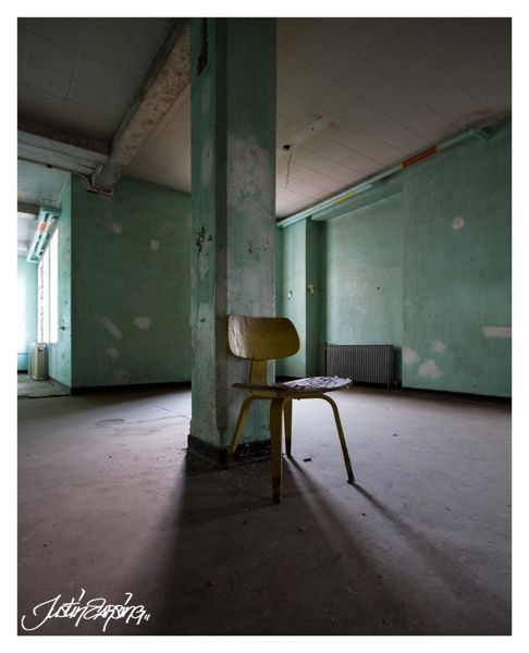 asile abandonné