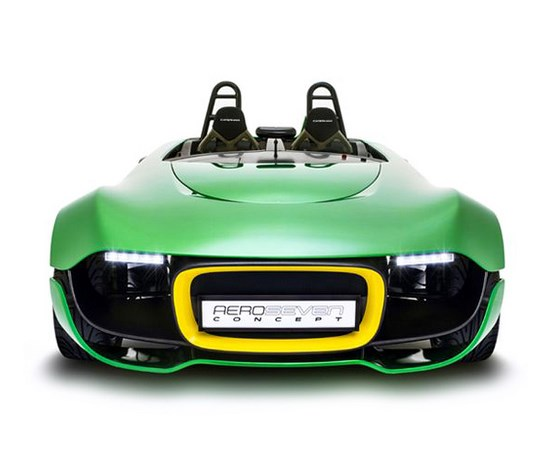 Le Concept Car AeroSeven by Caterham