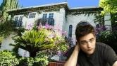 Visite de la maison de Robert Pattinson