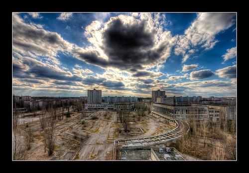 Après Tchernobyl – Une série de photos by Timm Suess