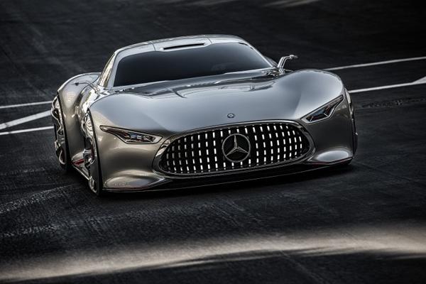 Mercedes-Benz AMG Gran Turismo Vision