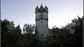 Le château abandonné de Miranda