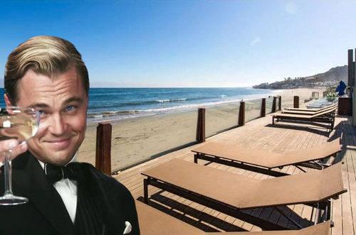 maison Leonardo DiCaprio