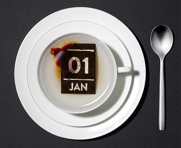 calendrier thé