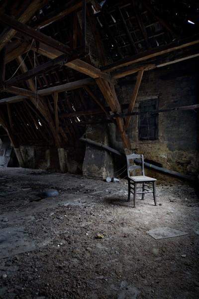 couvent abandonné Valmea