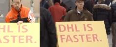 Quand DHL humilie TNT et UPS