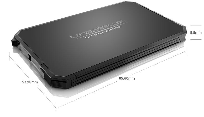 LinearFlux LithiumCard