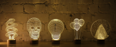 Les lampes magiques Bulbing