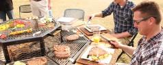 Jag Grill – La table barbecue