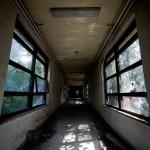 hôpital abandonné