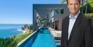 Visite de la maison de Matthew Perry