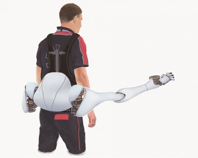 bras robotiques
