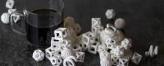 Du sucre imprimé en 3D