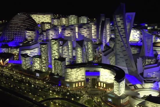 Dubaï Mall of the World