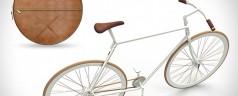 Un vélo dans un sac by Lucid Conception