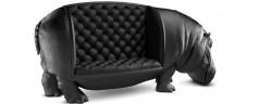 Hippopotamus – Le fauteuil by Maximo Riera