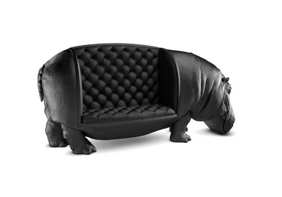 fauteuil Hippopotamus Maximo Riera