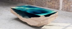 Abyss – L'incroyable table by Christopher Duffy