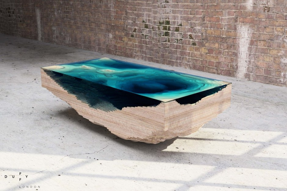 table abyss Christopher Duffy