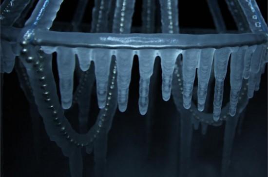 lustre en glace Arturo Erbsman