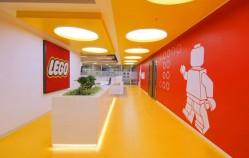 LEGO dévoile ses nouveaux bureaux en Turquie