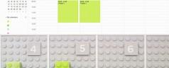 Découvrez le calendrier Lego synchronisé avec Calendar Sync