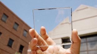 Des panneaux photovoltaïques transparents pour les fenêtres