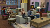 Quand les Sims 4 font revivre la série Friends